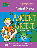 Ancient Greece cover