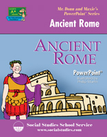Ancient Rome Cover